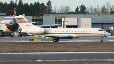 N917GL - Bombardier BD-700-1A10 Global Express - CFS Air