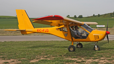 EC-FJ3 - Aeroprakt A22L Foxbat - Private