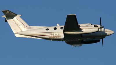 A picture of N689BV - Beech 200 Super King Air - [BB338] - © Daniel Evans