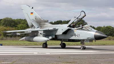 44-33 - Panavia Tornado IDS - Germany - Air Force