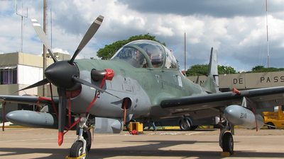 FAB5912 - Embraer A-29B Super Tucano - Brazil - Air Force