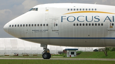 N362FC - Boeing 747-236B(SF) - Focus Air Cargo