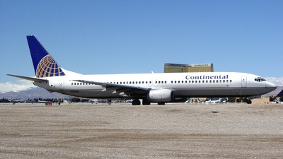 N32404 - Boeing 737-924 - Continental Airlines