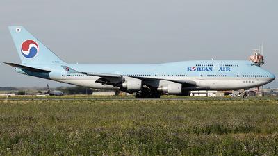 HL7482 - Boeing 747-4B5 - Korean Air