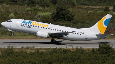 EI-CLZ - Boeing 737-3Y0 - Kras Air - Krasnoyarsk Airlines