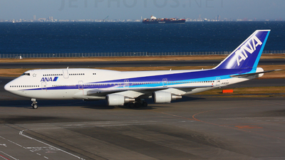 JA8099 - Boeing 747-481D - All Nippon Airways (ANA)