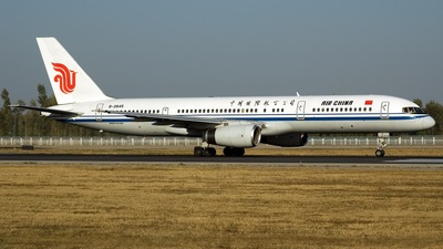 B-2845 - Boeing 757-2Z0 - Air China