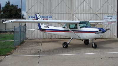VH-RNQ - Cessna 152 - Aero Club - Royal Newcastle
