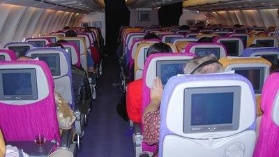 HS-TND - Airbus A340-642 - Thai Airways International