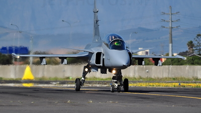 02 - Saab JAS-39D Gripen - South Africa - Air Force