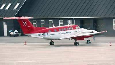 OY-NUK - Beechcraft 200 Super King Air - Greenlandair
