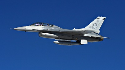 85-1515 - General Dynamics F-16D Fighting Falcon - United States - US Air Force (USAF)