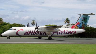 9Y-WIP - Bombardier Dash 8-Q311 - Caribbean Airlines