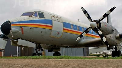N748D - Hawker Siddeley HS-748 Series 2A - Private