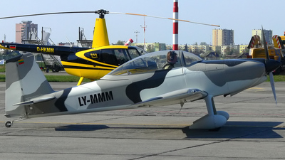 LY-MMM - Vans RV-8 - Private