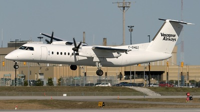 C-GHQZ - Bombardier Dash 8-Q314 - Voyageur Airways