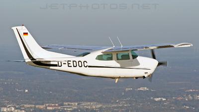 D-EDOC - Reims-Cessna FT210M Centurion II - Private