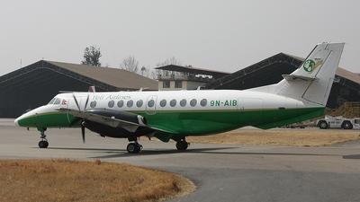 9N-AIB - British Aerospace Jetstream 41 - Yeti Airlines