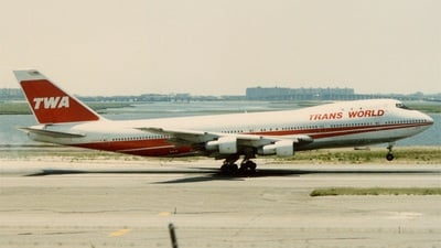 N303TW - Boeing 747-257B - Trans World Airlines (TWA)