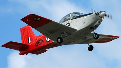 ZK-WBW - AESL Airtourer T6 - New Zealand - Air Force Aviation Sports Club