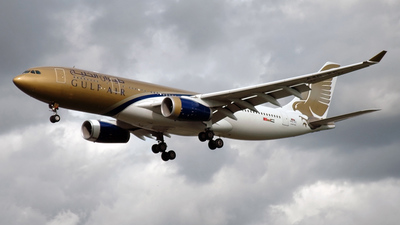 A4O-KC - Airbus A330-243 - Gulf Air