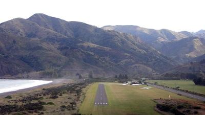 NZKI - Airport - Runway