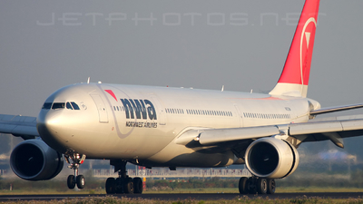 N803NW - Airbus A330-323 - Northwest Airlines