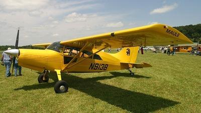 N913B - Maule M-7-235C - Private