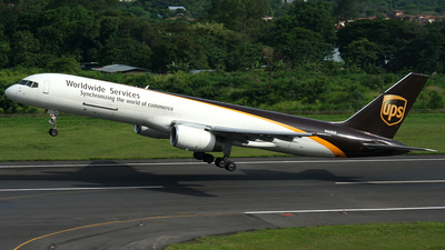 N468UP - Boeing 757-24A(PF) - United Parcel Service (UPS)