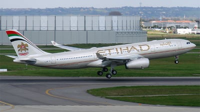 F-WWKD - Airbus A330-243 - Etihad Airways