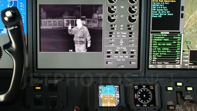 VP-BBO - Gulfstream G550 - Squadron Aviation Services