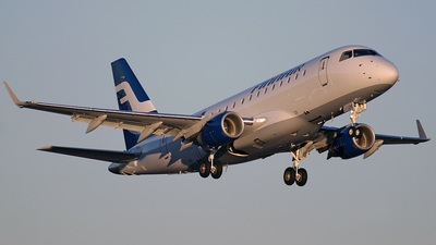 OH-LEE - Embraer 170-100LR - Finnair