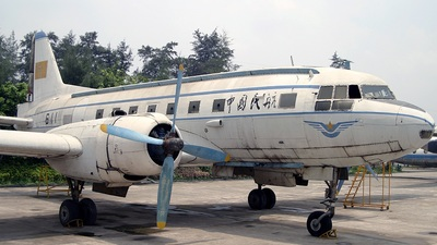 611 - Ilyushin IL-14 - Civil Aviation Administration of China (CAAC)