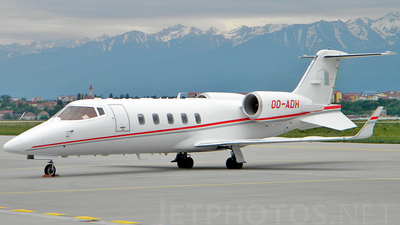 OO-ADH - Bombardier Learjet 60 - Abelag Aviation