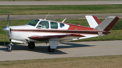 N219B - Beechcraft G35 Bonanza - Private