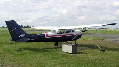 A picture of CFSZZ - Cessna 172G Skyhawk - [17254066] - © Pascal Gaudreau