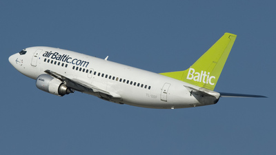 YL-BBF - Boeing 737-548 - Air Baltic