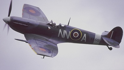 AR501 - Supermarine Spitfire Mk.VC - Private