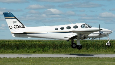 C-GDAM - Cessna 340A - Private