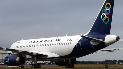 SX-OAL - Airbus A319-132 - Olympic Air