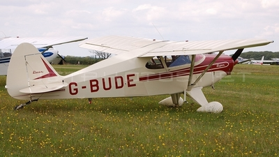G-BUDE - Piper PA-22-135 Pacer - Private