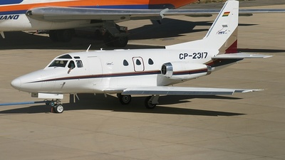 CP-2317 - Rockwell Sabreliner 40 - Private