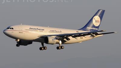 JY-JAV - Airbus A310-222 - Jordan Aviation