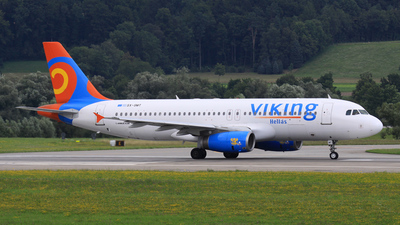 SX-SMT - Airbus A320-231 - Viking Hellas Aviation