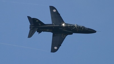 XX134 - British Aerospace Hawk - United Kingdom - Royal Air Force (RAF)