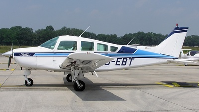 OO-EBT - Beechcraft C24R Sierra - Private