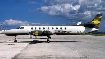 A picture of N341AE - Learjet 40 - [452132] - © Javier Rodriguez - Amics de Son Sant Joan
