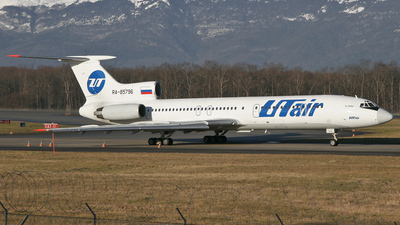 RA-85796 - Tupolev Tu-154M - UTair Aviation