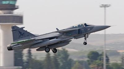 39-6 - Saab JAS-39C Gripen - Sweden - Air Force