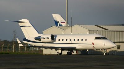 N604BS - Bombardier CL-600-2B16 Challenger 604 - Private